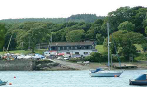 Lawrenny Quay Yacht Station