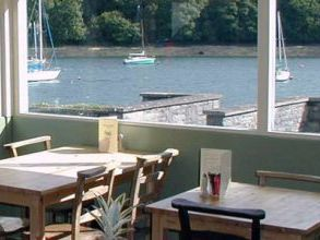 Good food, great views at Lawrenny Quay